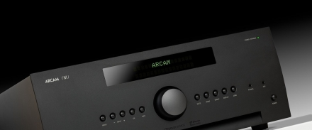 AMPLIFICATEUR AUDIO VIDEO ARCAM - GOLDDAYS  SMART HOME