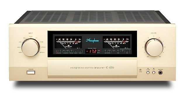 180W/ch INTEGRATED STEREO AMPLIFIERE-470 - GOLDDAYS  SMART HOME